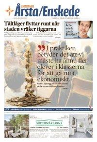 Tidningen Årsta